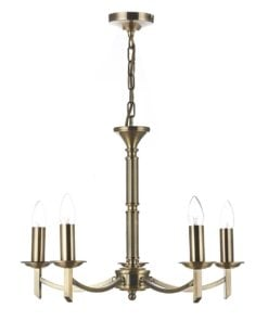 Dar AMB0575 Ambassador 5lt, Antique Brass