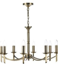 Dar AMB0875 Ambassador 8lt, Antique Brass