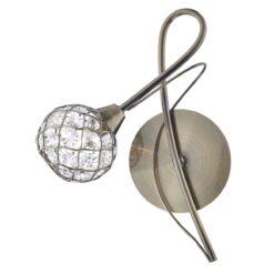 Dar CIR0775 Circa 1lt, Antique Brass