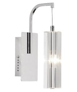 Dar GAL0750A/LED Galileo 1lt, Polished Chrome