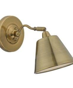 Dar KEM0775 Kempten 1lt, Antique Brass