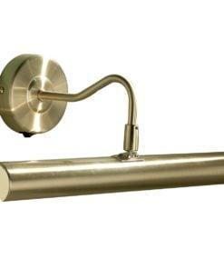 Dar ONE6741 Onedin 2lt, Satin Brass