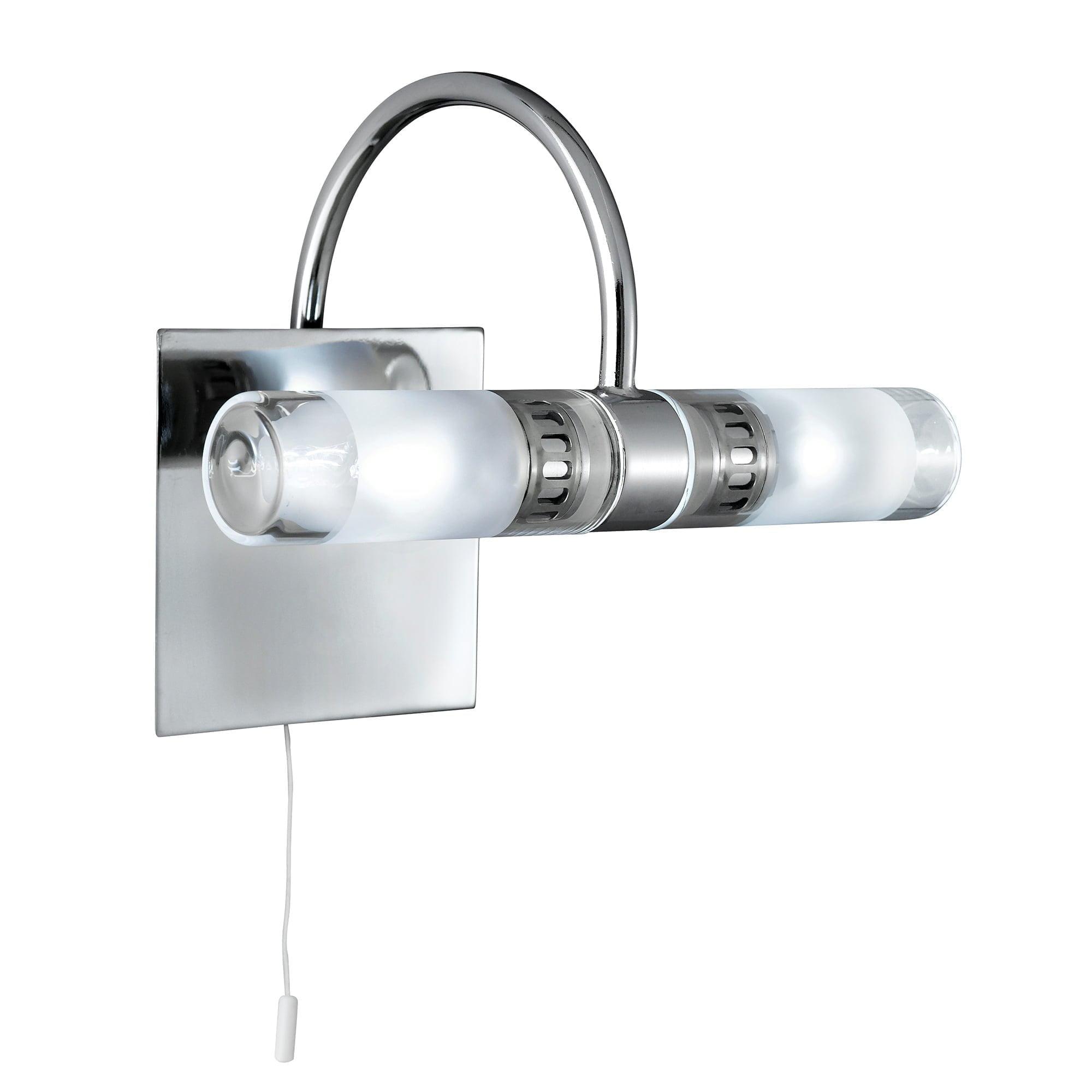 Searchlight 2555CC-LED Bathroom 2lt Ip Rated, Chrome