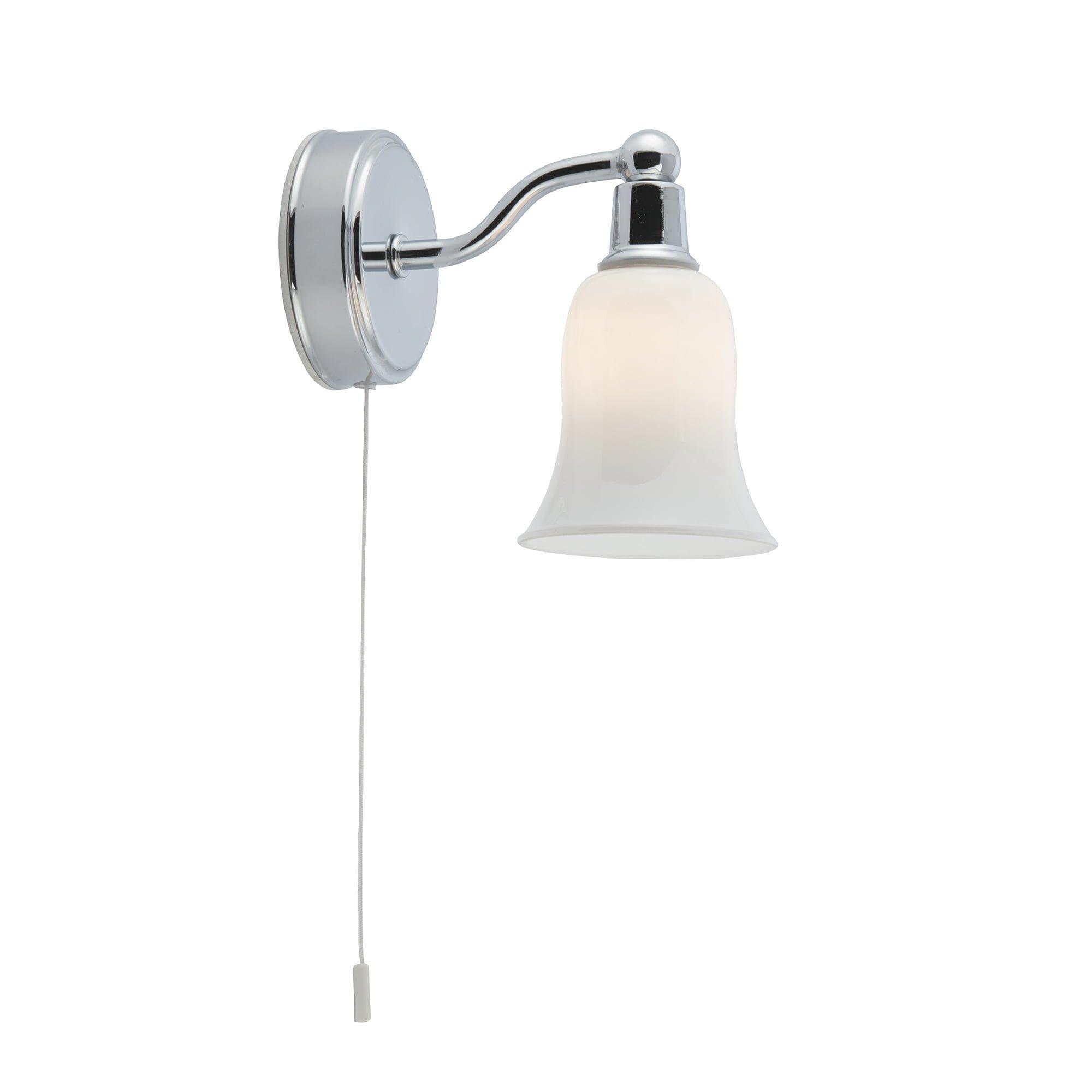 Searchlight 2931-1CC-LED Bathroom 1lt Ip Rated, Chrome