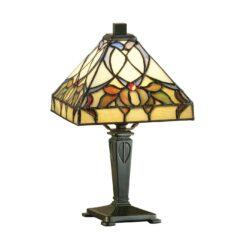 Interiors 1900 63898 Alcea Mini table, Tiffany