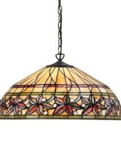 Interiors 1900 63914 Ashtead Large 3lt pendant, Tiffany