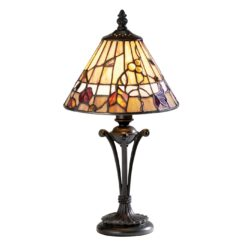 Interiors 1900 63950 Bernwood Small table, Tiffany