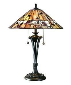 Interiors 1900 63951 Bernwood Medium table, Tiffany