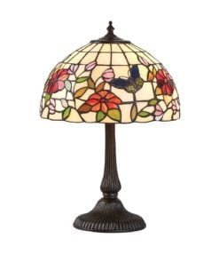 Interiors 1900 63998 Butterfly Small table, Tiffany