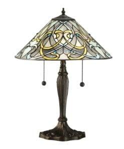 Interiors 1900 64055 Dauphine Medium table, Tiffany