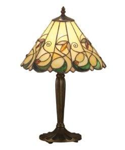 Interiors 1900 64195 Jamelia Small table, Tiffany