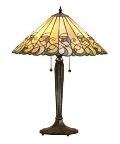 Interiors 1900 64197 Jamelia Medium table, Tiffany