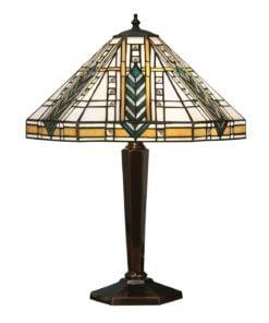 Interiors 1900 64239 Lloyd Medium table, Tiffany