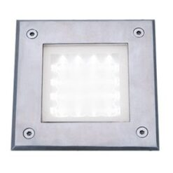 Searchlight 9909WH Recessed Indoor And Outdoor 1lt Led, White