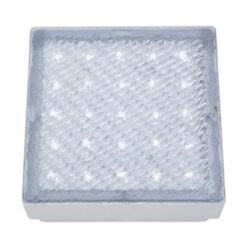 Searchlight 9913WH Recessed Indoor And Outdoor 1lt Led, White