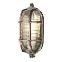 David Hunt Lighting ADM5264 Admiral 1 light, Antique Copper