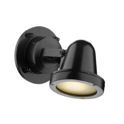 David Hunt Lighting COV0737 Cove 1 light wall light, Oxidised