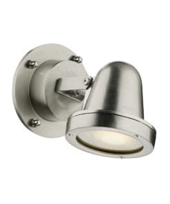 David Hunt Lighting COV0738 Cove 1 light lantern, Nickel