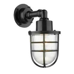 David Hunt Lighting CRE1537 Crewe 1 light wall light, Oxidised