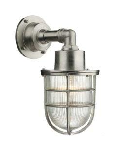 David Hunt Lighting CRE1538 Crewe 1 light wall light, Nickel