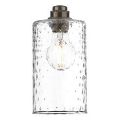 David Hunt Lighting GIL191- Gilmore lt Spare, Clear