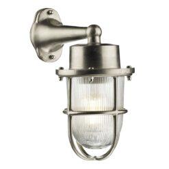 David Hunt Lighting HAR1538 Harbour 1 light, Nickel