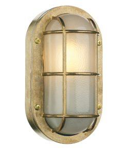 David Hunt Lighting LIG5240 Lighthouse 1 light wall light, Brass