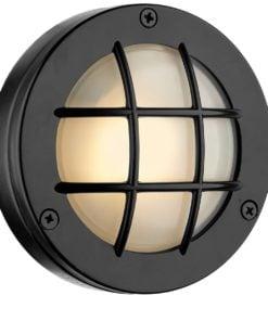 David Hunt Lighting PEM5037 Pembroke 1 light bulkhead, Oxidised