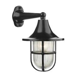 David Hunt Lighting WAD1537 Wadebridge 1 light wall light, Oxidised