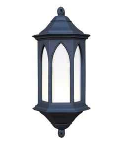 David Hunt Lighting YOR22/LE York 1 light, Black