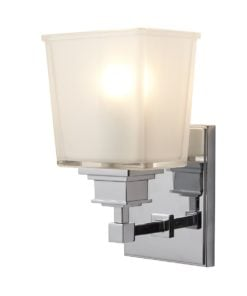 Elstead BATH/AY1 Bathroom Aylesbury Wall Light