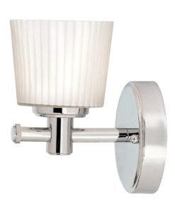 Elstead BATH/BN1 Bathroom Binstead 1lt Wall Light