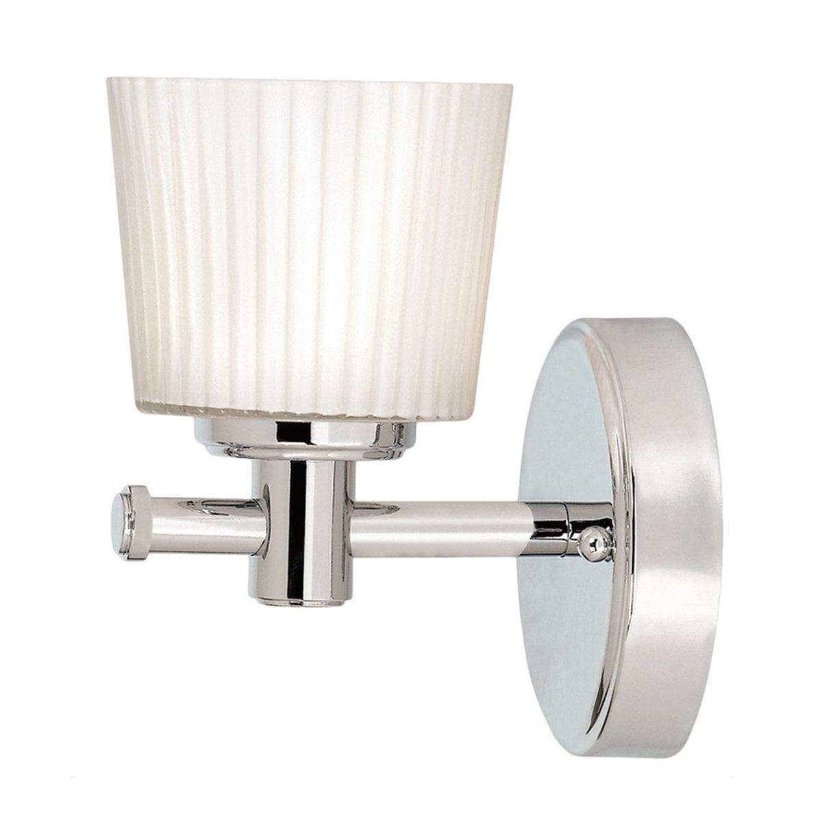 Elstead BATH/BN1 Bathroom Binstead 1lt Wall Light