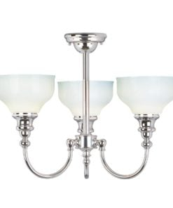 Elstead BATH/CD3 Bathroom Cheadle Chandelier