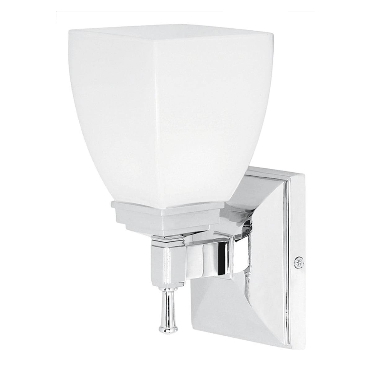 Elstead BATH/SB1 Bathroom Shirebrook Wall Light