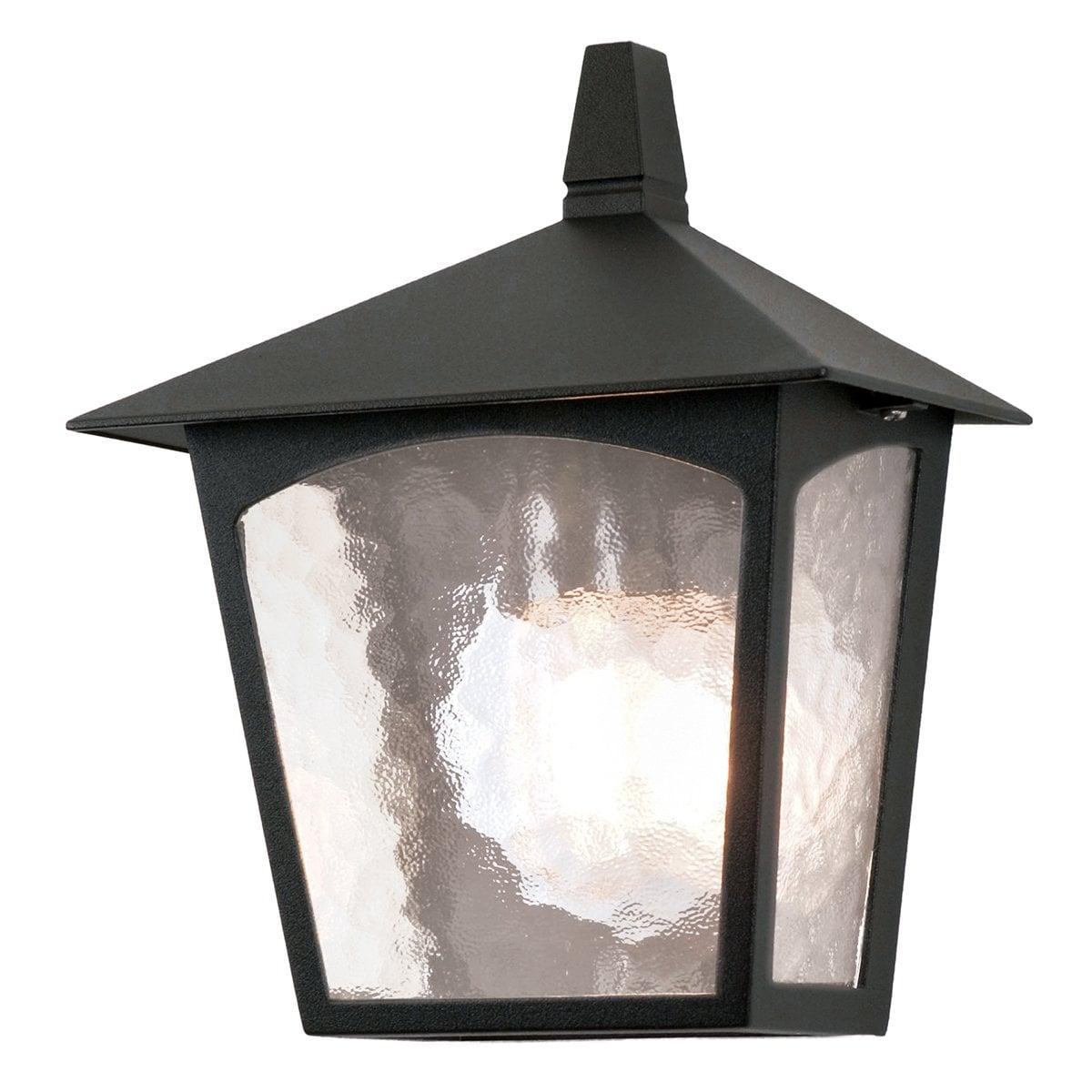 Elstead BL15BLACK York Flush Lantern