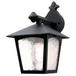 Elstead BL2BLACK York Down Lantern