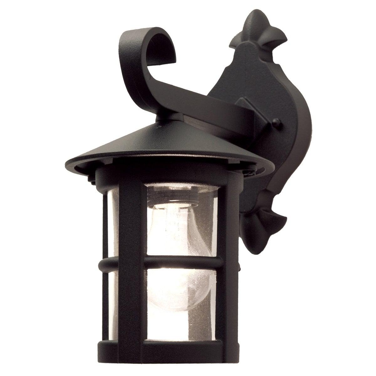 Elstead BL21BLACKE27 Hereford Wall Down Lantern
