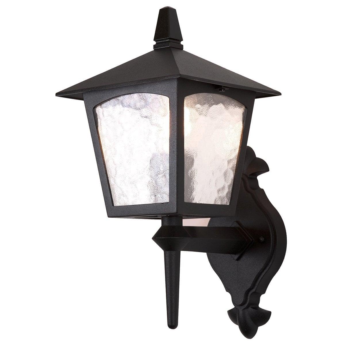Elstead BL5BLACK York Up Lantern