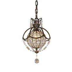 Elstead FE/BELLINI/P Bellini Pendant Light