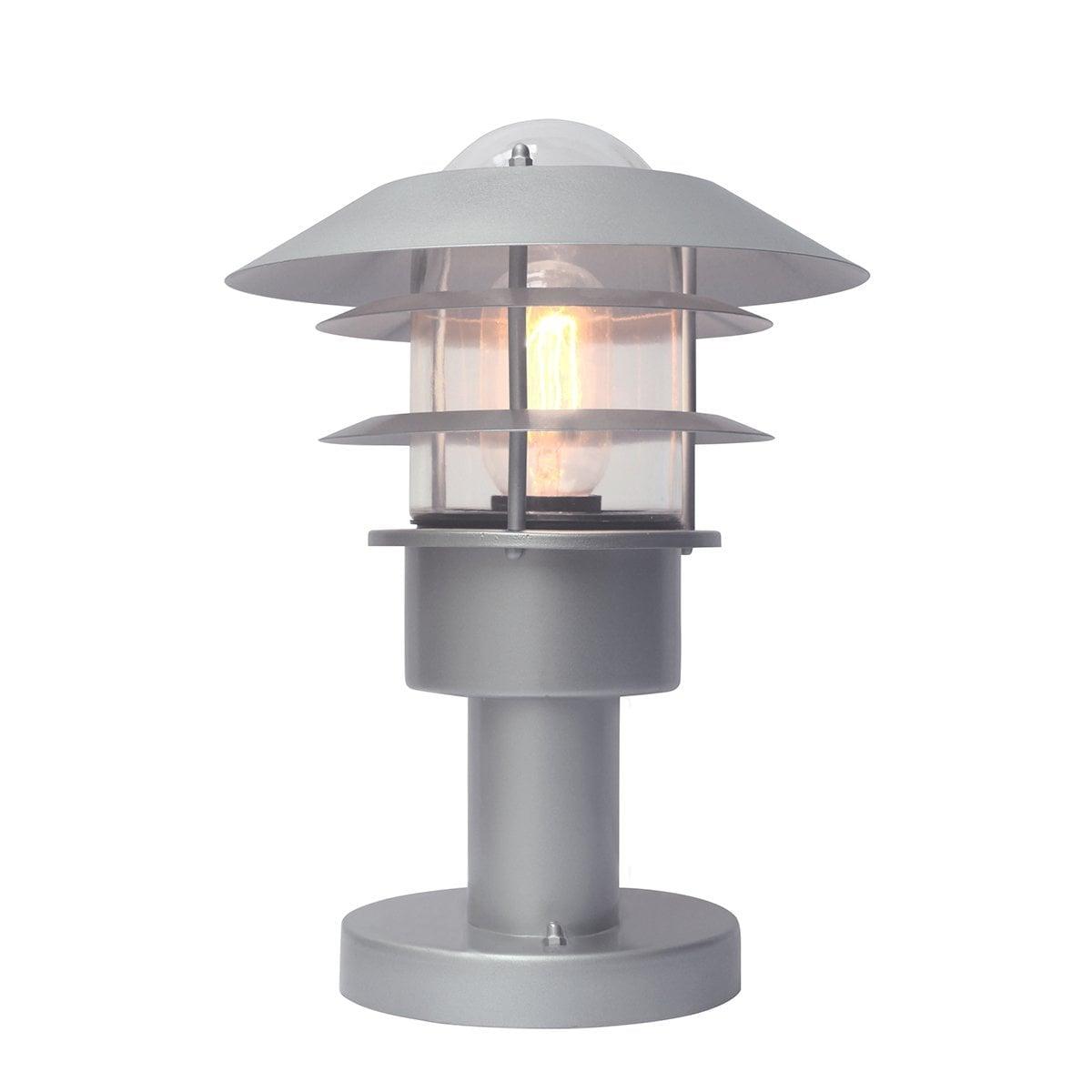Elstead HELSINGORPED Helsingor Pedestal Lantern