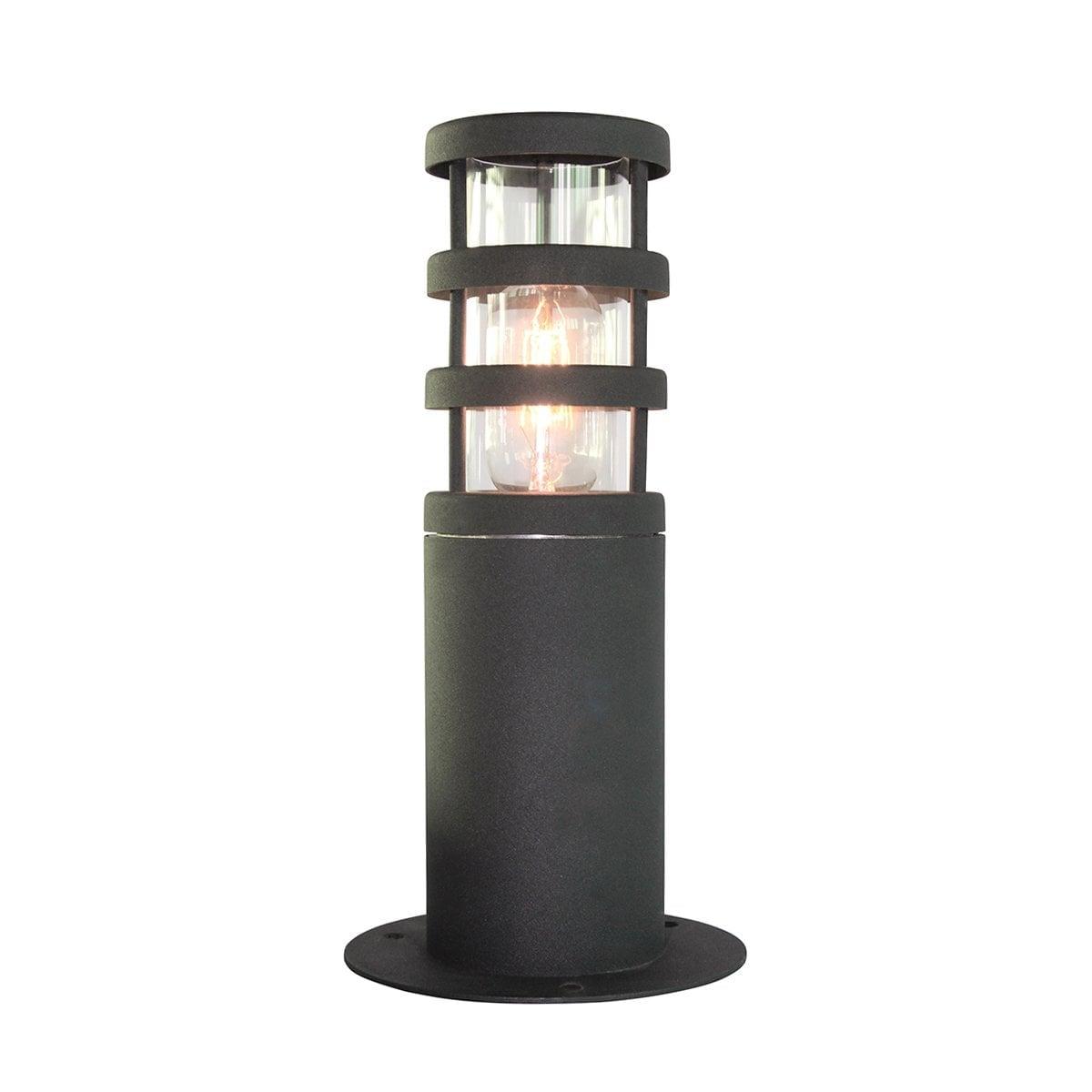 Elstead HORNBAEKPED Hornbaek Pedestal Lantern