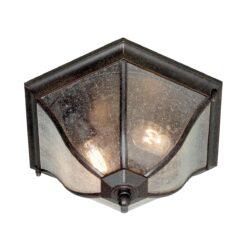 Elstead NE8/M New England Flush Lantern Medium