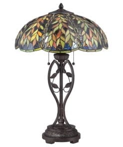 Elstead QZ/BELLE/TL Belle Table Lamp