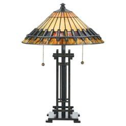 Elstead QZ/CHASTAIN/TL Chastain Desk Lamp