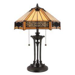 Elstead QZ/INDUS/TL Indus Table Lamp