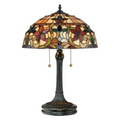 Elstead QZ/KAMI/TL Kami Table Lamp