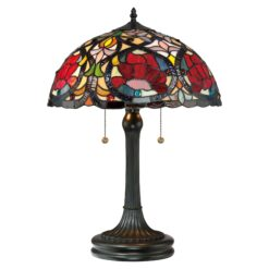 Elstead QZ/LARISSA/TL Larissa Table Lamp