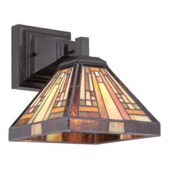Elstead QZ/STEPHEN1 Stephen Wall Sconce With 1 Light