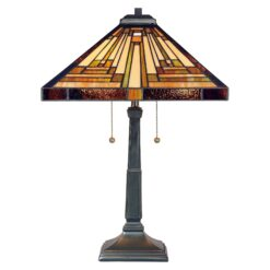 Elstead QZ/STEPHEN/TL Stephen Table Lamp